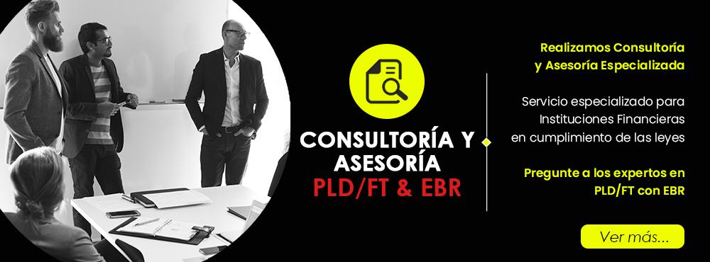 Asesoría PLD/FT con EBR
