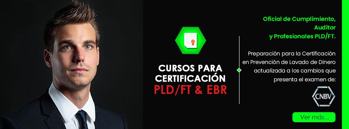 Certificación en Prevención de Lavado de Dinero CNBV | Curso Intensivo.