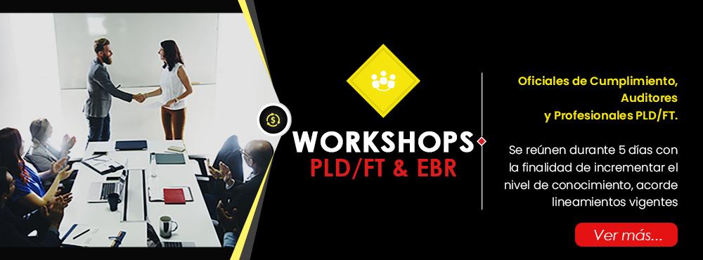 Workshops Prevención de Lavado de Dinero