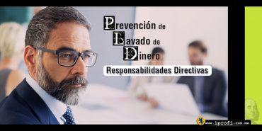 Responsabilidades Directivas en PLD y FT con EBR | Taller Especializado