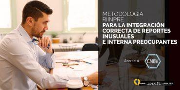 Reportes Inusuales e Interna Preocupantes PLD/FT