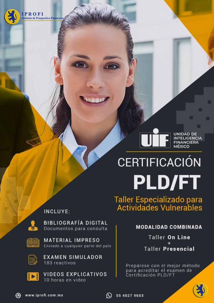 Curso certificación PLD UIF